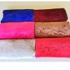 ขายส่ง ผ้าห่มนาโน แบบหนา สีพื้น-ผ้าเงา ส่ง 140 บาท