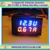1x Digital DC (0-100V 10A) Voltmeter Ammeter Red Blue Color module