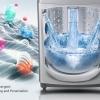 เครื่องซักผ้าฝาบน ระบบ TURBODRUM ขนาด 10.5 KG WF-T1068TD ถูกกว่าห้าง ราคาพิเศษสุด โทรสั่งซื้อ 097-2108092, 02-8825619
