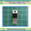 1x LM2596T-12 DC Converter +12Vdc 3A Step-down (Buck) LM2596 IC Chip