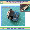 1x MAX3232 TTL Level UART To RS232/Serial DB9 Converter Connector Module