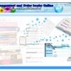 ระบบจัดการและสั่งซื้อหนังสือออนไลน์ C#+SQL Server