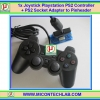1x Joystick Playstation PS2 Controller + PS2 Socket Adapter to Pinheader