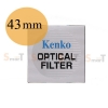 Kenko UV Filter 43mm.