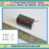 1x Power Relay Coil 5Vdc Fujitsu 2 Form C (DPDT) AC 250V/5A DC 24V 5A