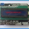 1x LCD16x02 Keypad Arduino Shield Board