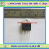 1x BTA26-600 Triacs 25A 600V BTA26 IC Chip