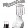 เครื่องปั่นน้ำผลไม้และเตรียมอาหาร Panasonic รุ่น MX-GX1561 (สีขาว)
