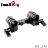 SMALLRIG® Dual 15mm Rod Clamp 1943