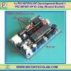 1x PIC16F/PIC18F Development Board + PIC16F887-I/P 20Mhz IC Chip (Round Socket)