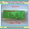 10x Resistor 150 Kohm 1/8 Watt 1% Metal film Resistor (10pcs per lot)