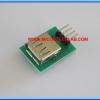 1x USB Female Type-A 4 Pins Socket to Pin Header Converter