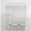 กล่องเทียนหอม ขนาด 6.4 x 5.1 x 8.9 cm