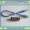 1x Arduino Nano V3.0 ATMEGA328P-AU 5V 16MHz with CH340G USB To TTL + USB Cable