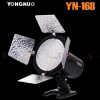 Continuous Lighting YN168 New YongNuo LED Video Light