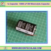 1x Capacitor 10000 uF 80V Electrolytic Capacitor