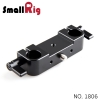 SMALLRIG® Dual 15mm Rod Clamp with Threads 1806
