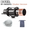 Microphone BOYA BY-VM300PS Gloden Version Broadcast Quality Stereo