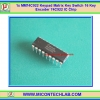 1x MM74C922 Keypad Matrix Key Switch 16 Key Encoder 74C922 IC Chip