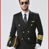 ชุดกัปตันเครื่องบิน / ชุดสจ๊วต / ชุดนักบิน