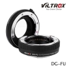 Viltrox DG-FU Automatic Extension Tube Set Fujifilm mirrorless camera