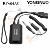 Wireless Flash Receiver Yongnuo RF-603 AC