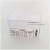 กล่องสบู่-ทรงผืนผ้า ขนาด 4.1 x 5.7 x 2 cm