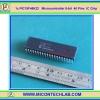 1x PIC18F46K22-I/P Microcontroller 8-bit DIP 40 Pins PIC18F46K22 IC Chip