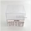 กล่องเทียนหอม ขนาด 3.8 x 3.8 x 3.8 cm