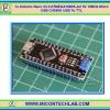 1x Arduino Nano V3.0 ATMEGA168PA-AU 5V 16MHz Micro USB CH340G USB To TTL