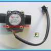1x Water flow sensor YF-S201 module (YF-S201)