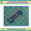1x CD74HC4067 16-Channel Analog Multiplexer/Demultiplexer HC4067 Module