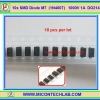 10x SMD Diode M7 1N4007 1000V 1A DO-214 Package