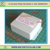1x Model: A Plastic Box Size: 62x56x27mm