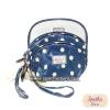 กระเป๋าจัด SET 3 ใบ สีฟ้า