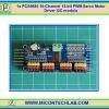 1x PCA9685 16-Channel 12-bit PWM Servo Motor Driver I2C module