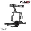 VILTROX VX-11 Aluminum Camera Video Cage Film forSony A7,A7II,A7s,A7r,A7Rii and Panasonic GH4