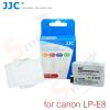Battery JJC for Canon LP-E8 550D,600D,650D,700D
