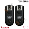 Wireless Flash Trigger Yongnuo RF-603C ii for Canon C3