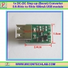 1x DC-DC Step up (Boost) Converter 0.9-5Vdc to 5Vdc 600mA USB module