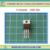 1x IRF9540N P-Channel 100V 23A 140W Power MOSFET IC Chip