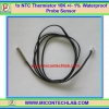 1x NTC Thermistor 10K +/- 1% Waterproof Probe Sensor