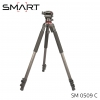 SMART Tripod SM0509C Carbon Fiber Professional For Video & Camera