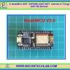 1x แผงวจร NodeMCU LUA V2 WiFi ESP8266 Internet of Things ESP-12E V2