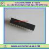1x CD74HC154EN 4-16 Line Decoder/Demultiplex 74HC154 Chip