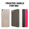 Mi5 Nillkin Frosted Shield back cover case