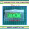 10x Resistor 4.7 Kohm 1/4 Watt 5% Cabon Resistor