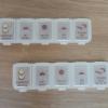 กล่องใส่ยา-อาหารเสริม สำหรับพกพา หรือเดินทาง เล็กๆ น่ารักๆค่ะ