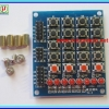 Keypad 4x4 Switches LED module