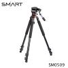 SMART Tripod SM0509 Aluminum Alloy Professional For Video & Camera